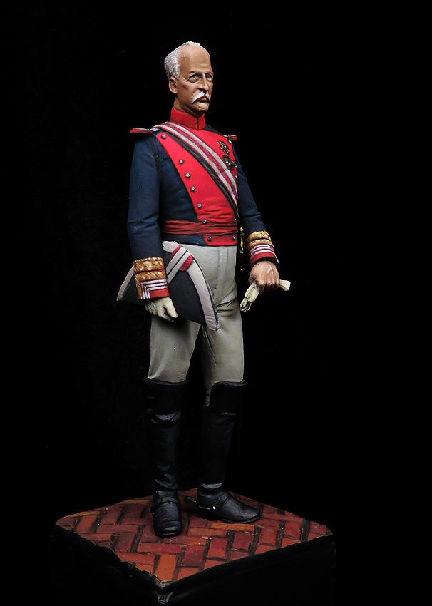 Duque de Ahumada, 1845
