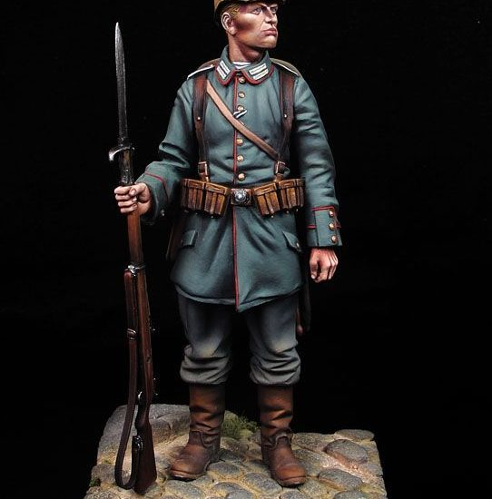 Infante Prusiano – 1ª Guerra Mundial