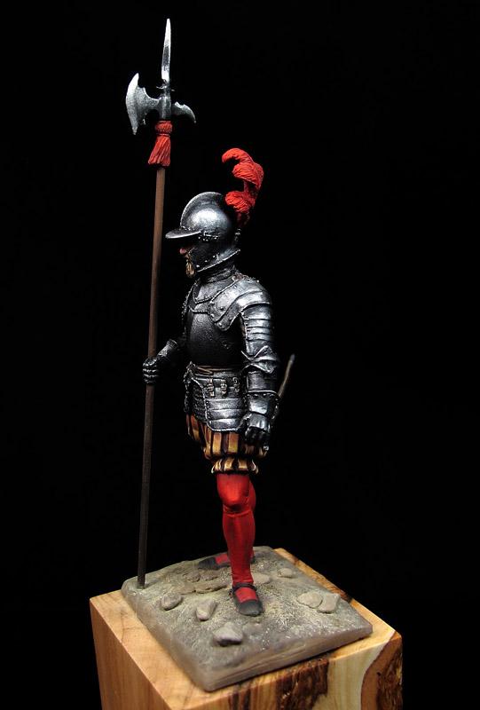 Sgto. Infantería. Pavía, 1525