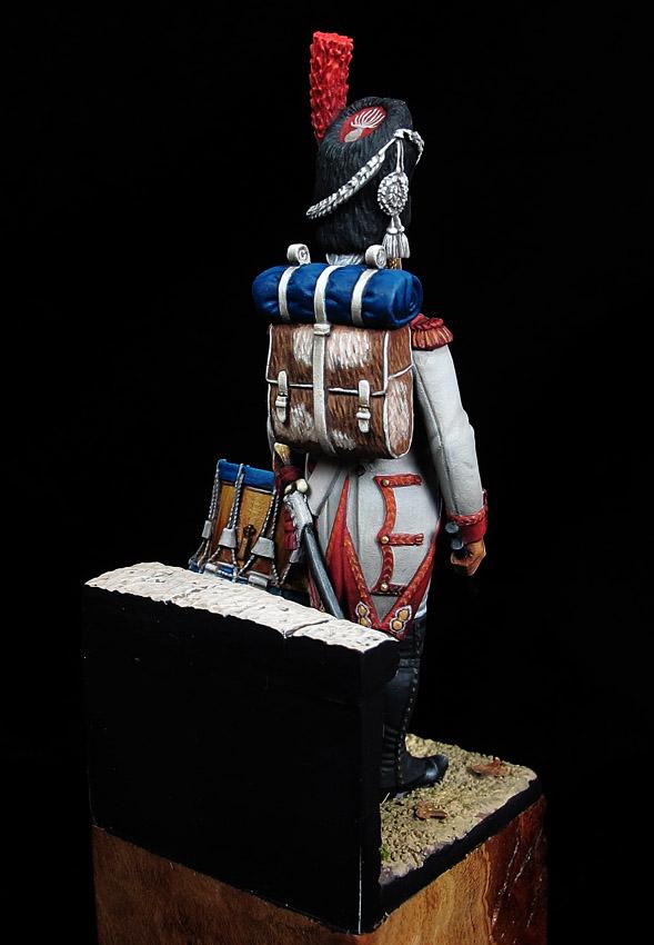 Tambour de Granadiers Hollandais de la Garde, 1812