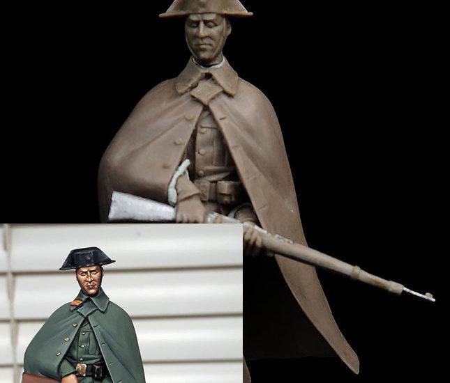 Cabo de la guardia civil