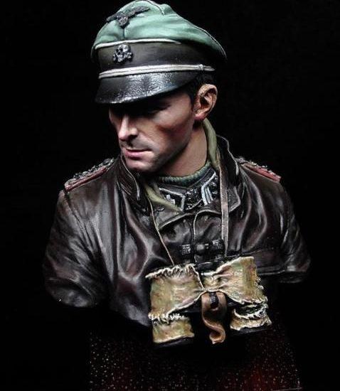 Jochen Peiper. Ardenas 1944