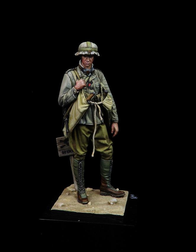 D.A.K. Panzer Pionier, 1942