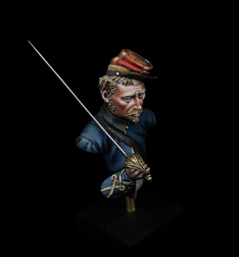 146th New York Zouaves Officer, 1863