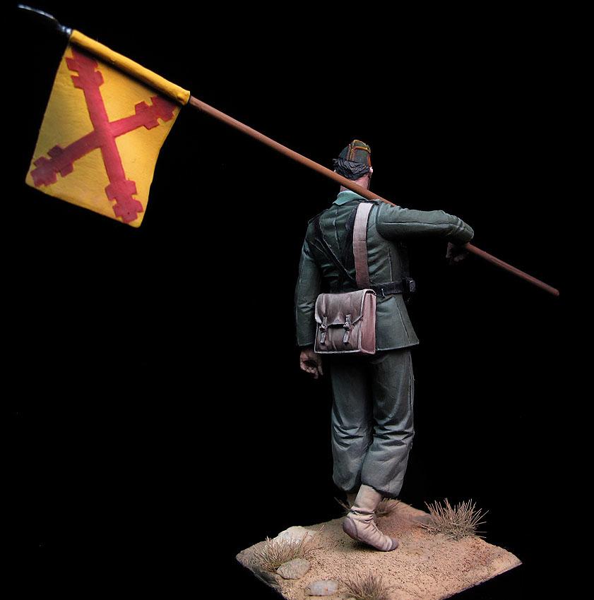 Legionario Guerra Civil