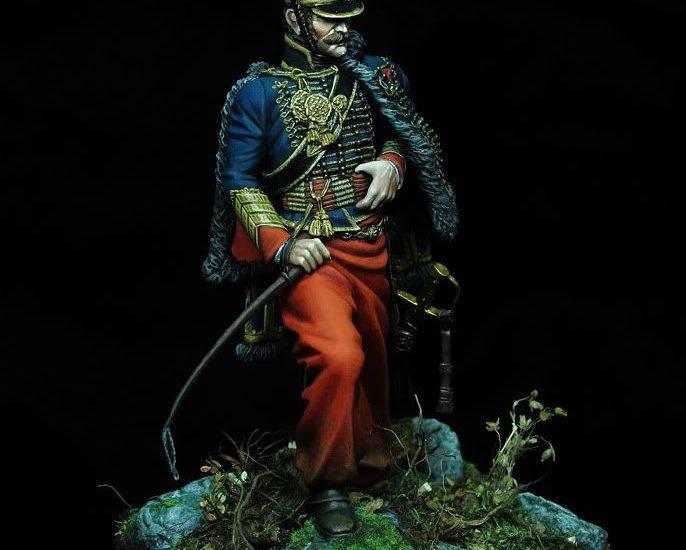 Capitán Alexander Gaultier, 1811