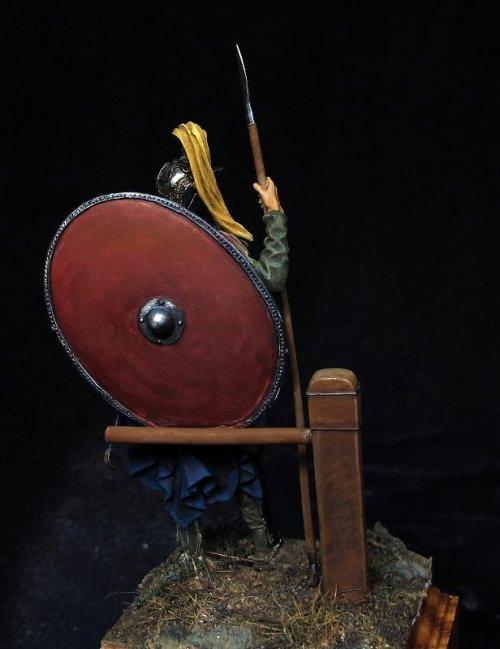 Roman Cavalry Decurion, 2nd Century AD