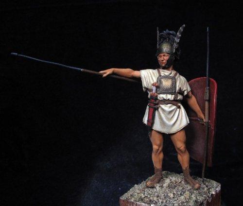 Roman Hastatus, Punic Wars, 265-146 BC