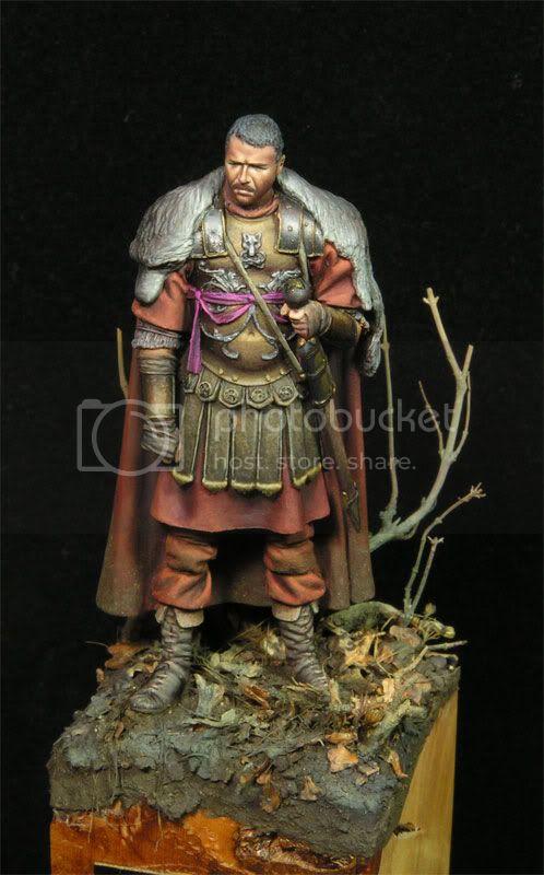 Roman Officer, 180 AD