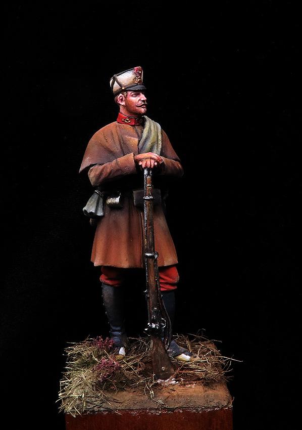 Soldado Infantería, 1860 España