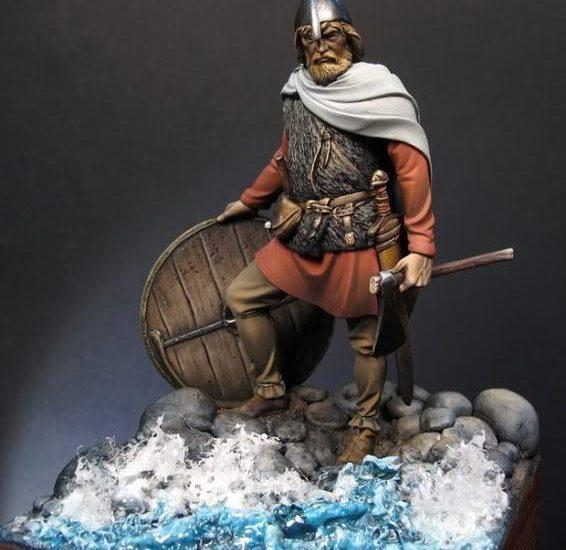 Guerrero vikingo (y III)