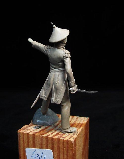Capitán Infantería, Filipinas, 1848