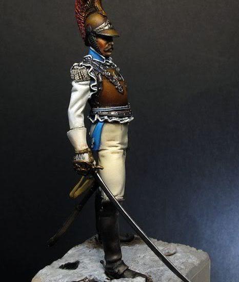 Oficial de Carabineros 1815 (I)