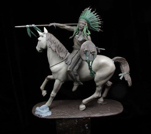 Tashunko Witko (Cavallo Pazzo)