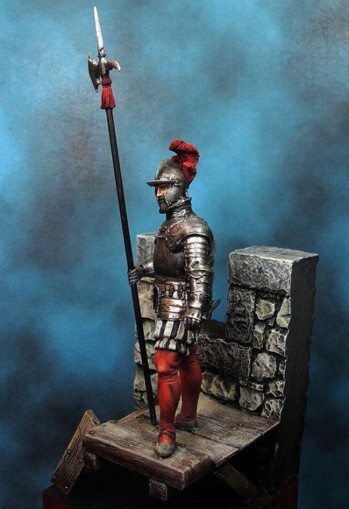 Sgto. de los Tercios. Pavía 1525