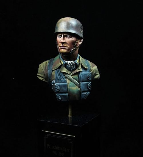 Busto Fallschirmjaeger