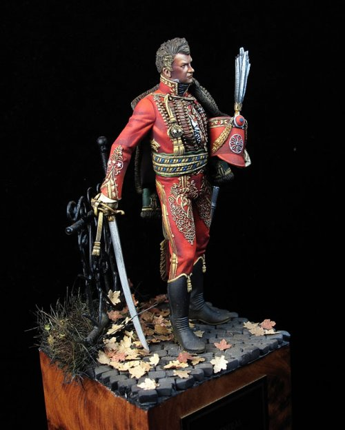 General Francois Fournier-Sarloveze