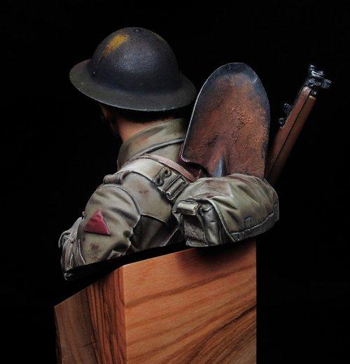 Lancanshire Fusilier, Somme 1916