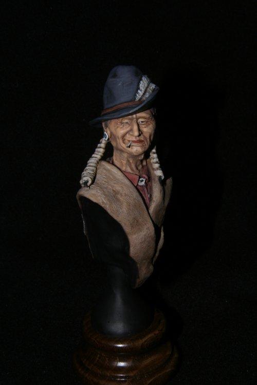 El Viejo Indio