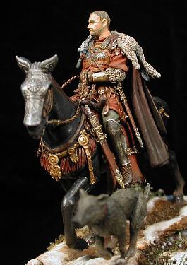 General Romano, Siglo I D.C.