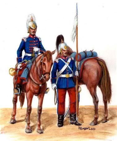 Regimiento de Lanceros de 1860