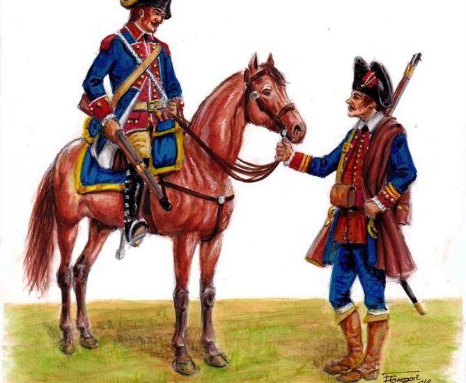 1793. Compañía suelta de Castilla la Nueva