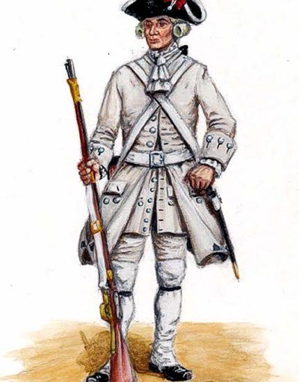 Compañías de Leva Honrada, 1775-1791