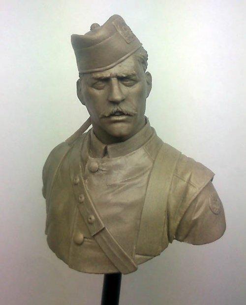 Private, 10th Bn Kings Regiment (Liverpool Scottish)