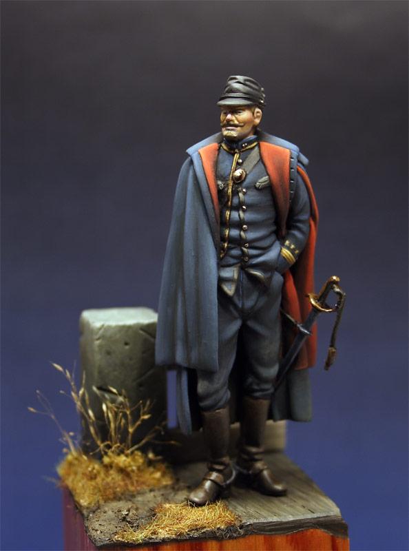 Capitán de Artillería - España 1885 ( Reinado de Alfonso XII )