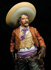 Pistolero Mexicano