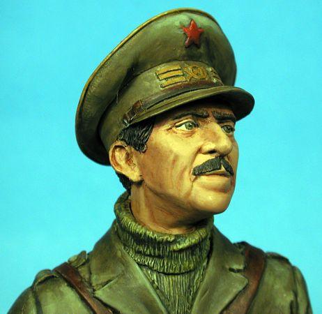 Capitán Ejército Republicano