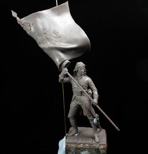 Bonaparte at Arcola 1796