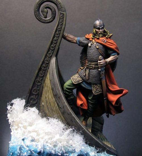 Ojersön, el primer vikingo que llegó a la Península Ibérica…