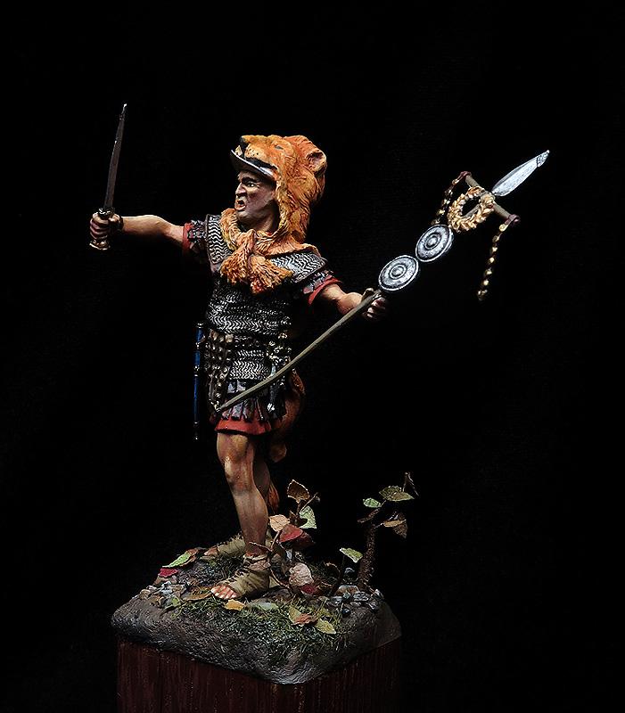 Signifer Romano, 50 AC