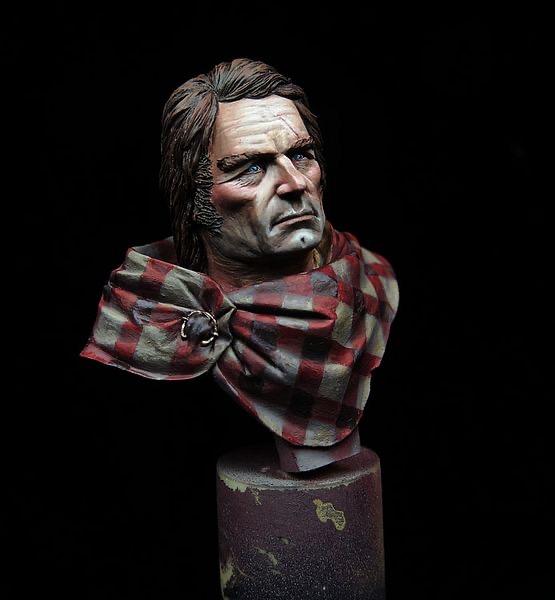 Jefe clan escocés