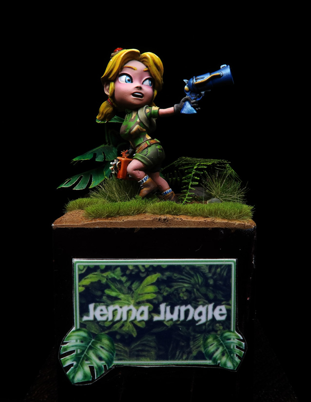 Jenna Jungle