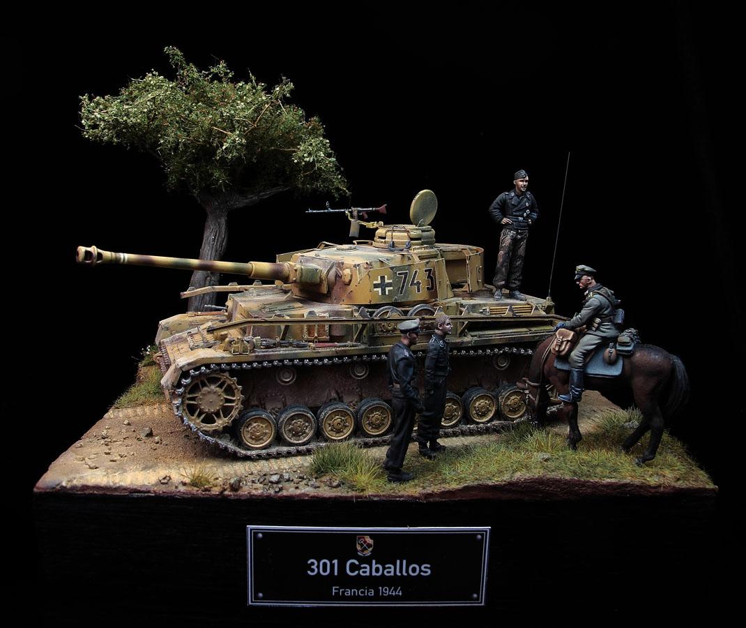 301 Caballos