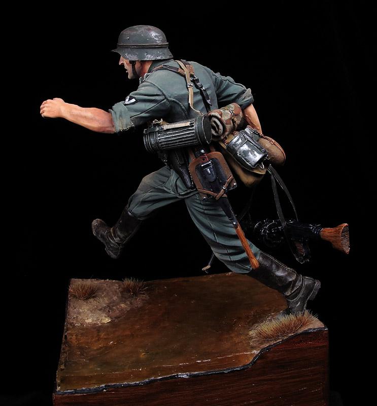Panzergrenadier, 1941