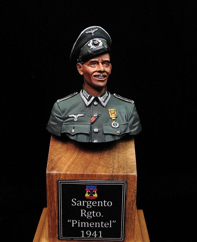 Sargento Regto. Pimentel