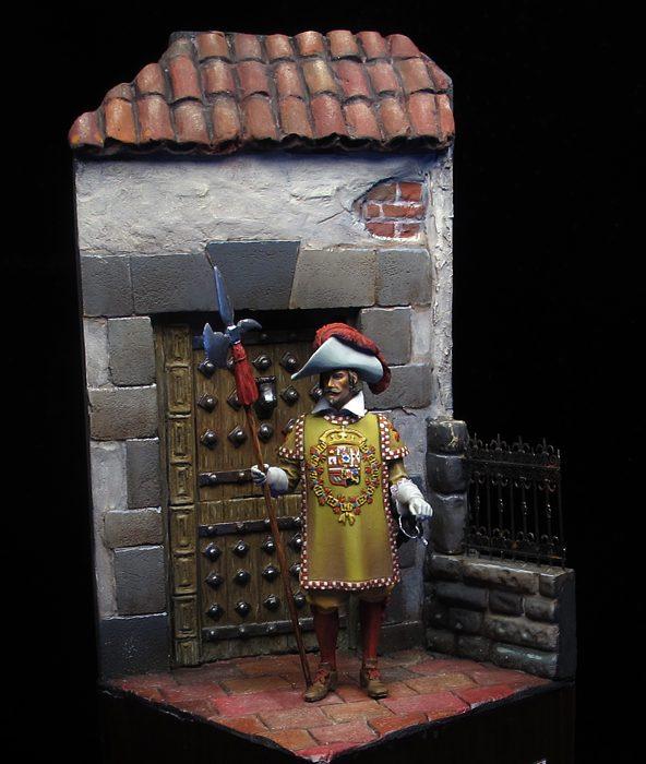 Sargento de la Coronelía