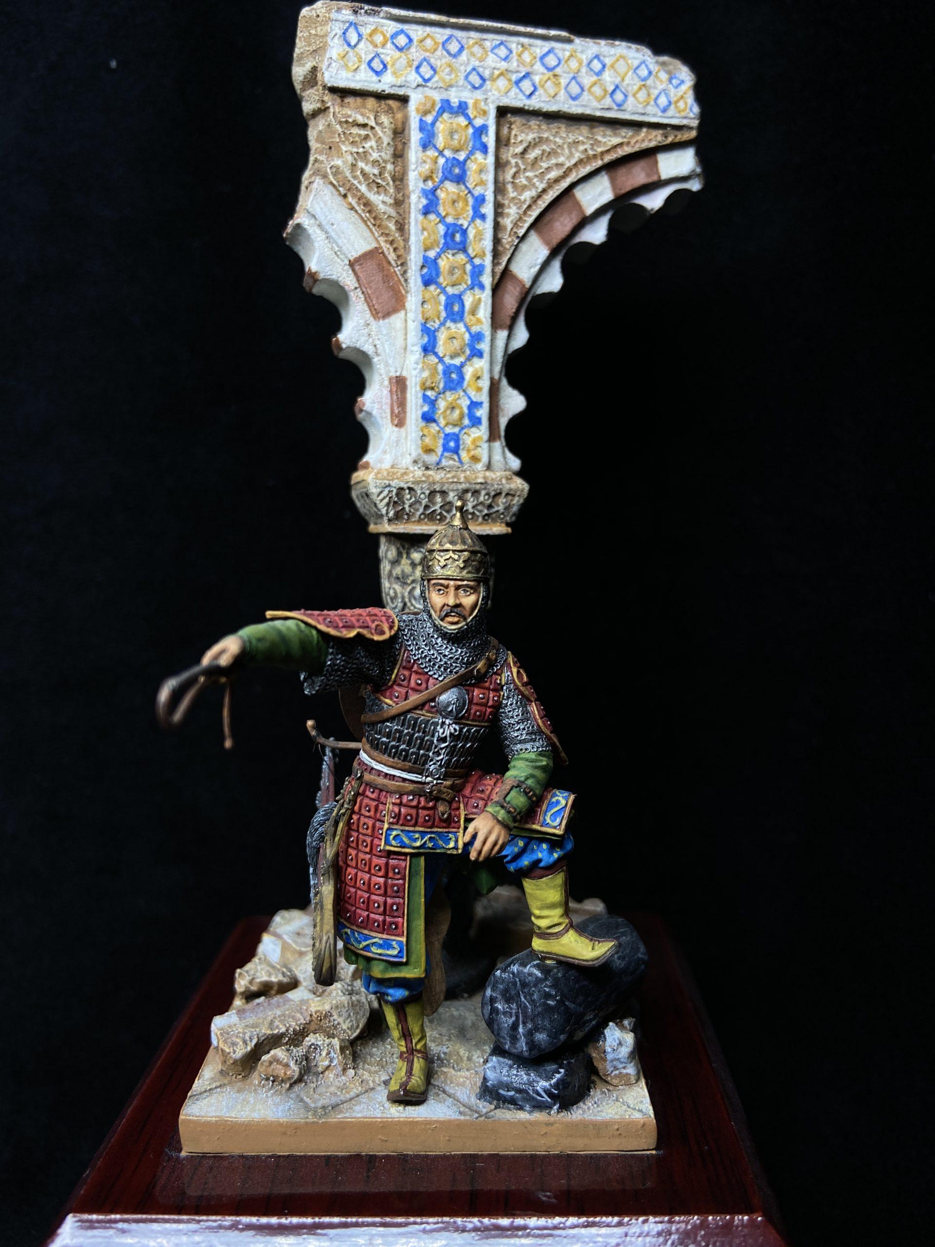 Arquero Mongol. S. XIV
