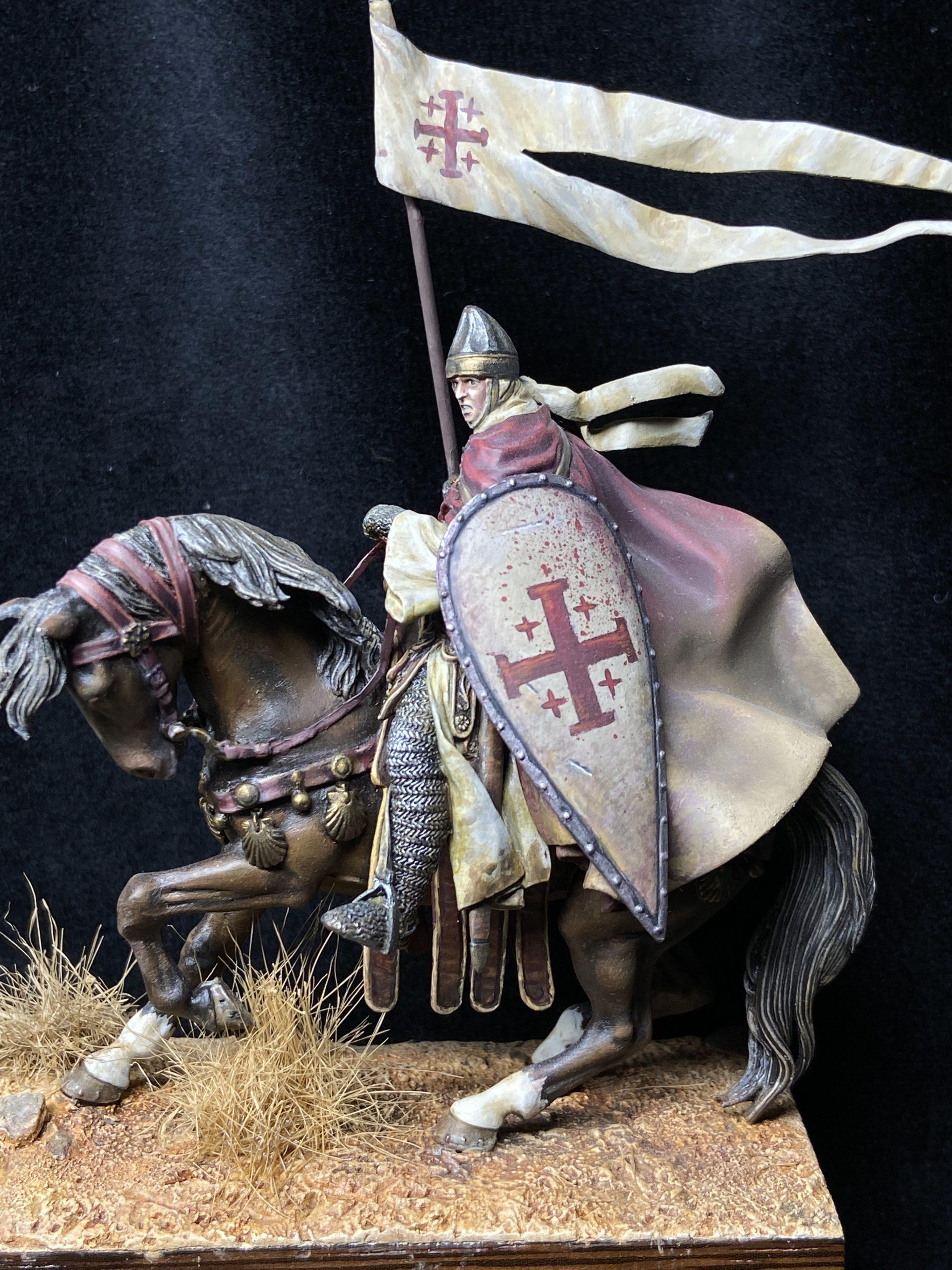Caballero del Santo Sepulcro - 1244
