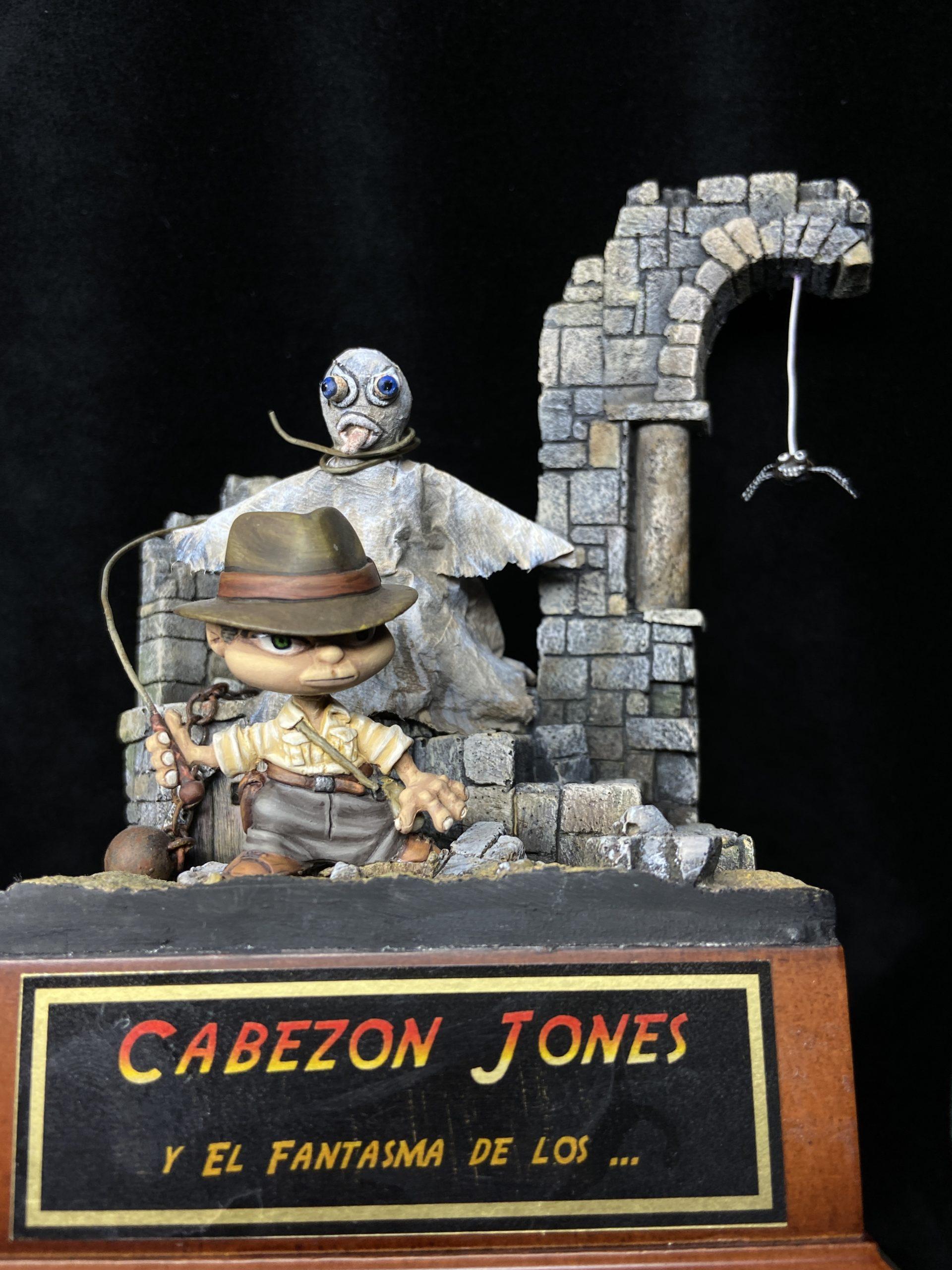 Cabezón Jones
