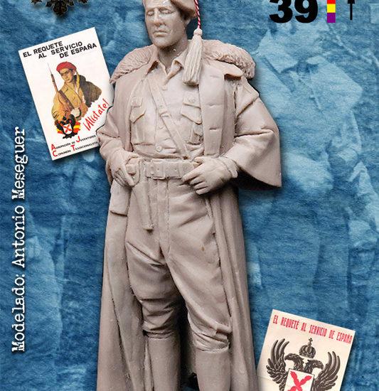 Teniente Coronel Habilitado del Requete (1936-1939)