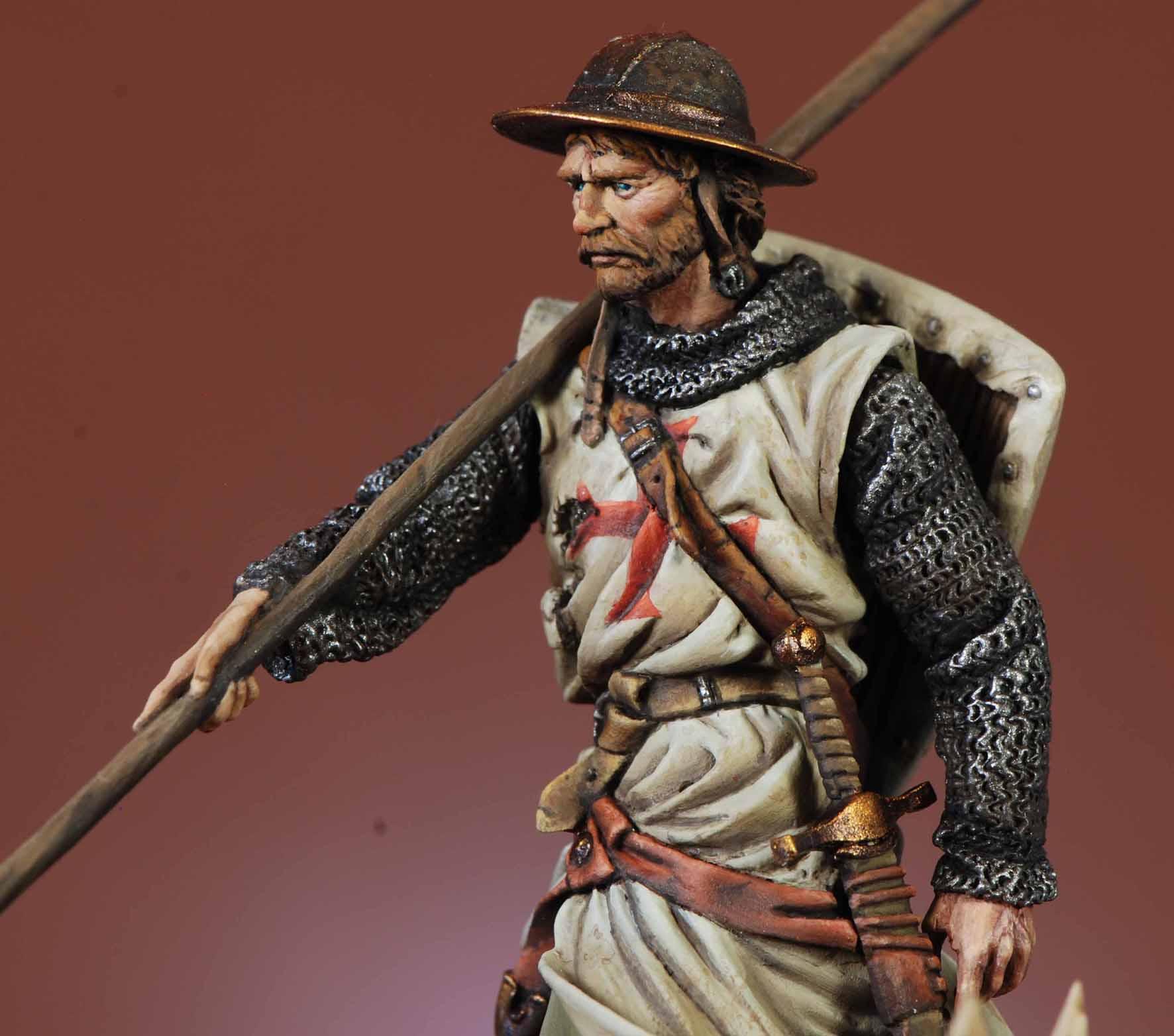Sargento Templario