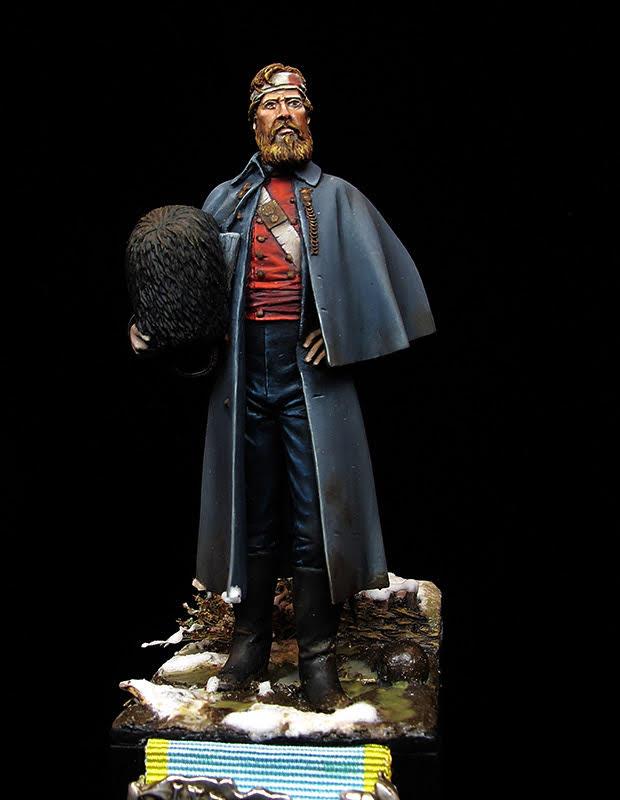 Granadero Inkerman - 1854