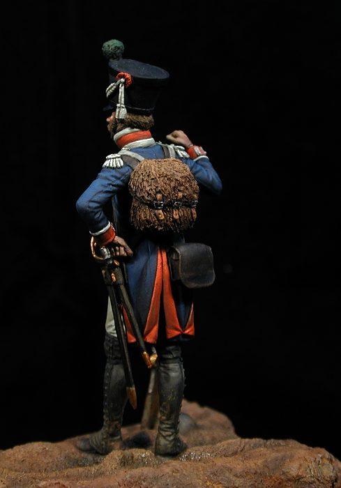 Guardia Walona, Albuera 1811