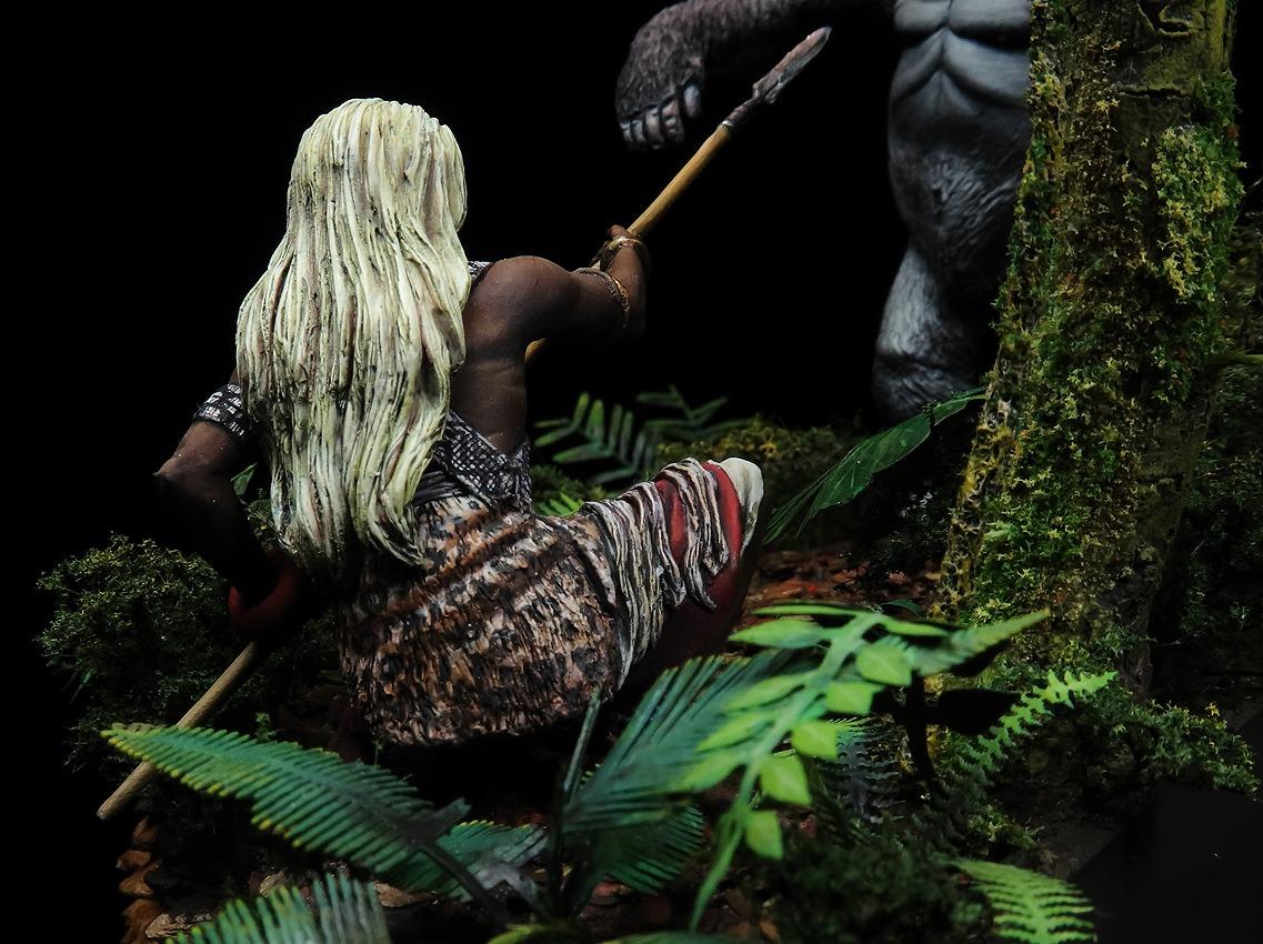 Virunga Gorila