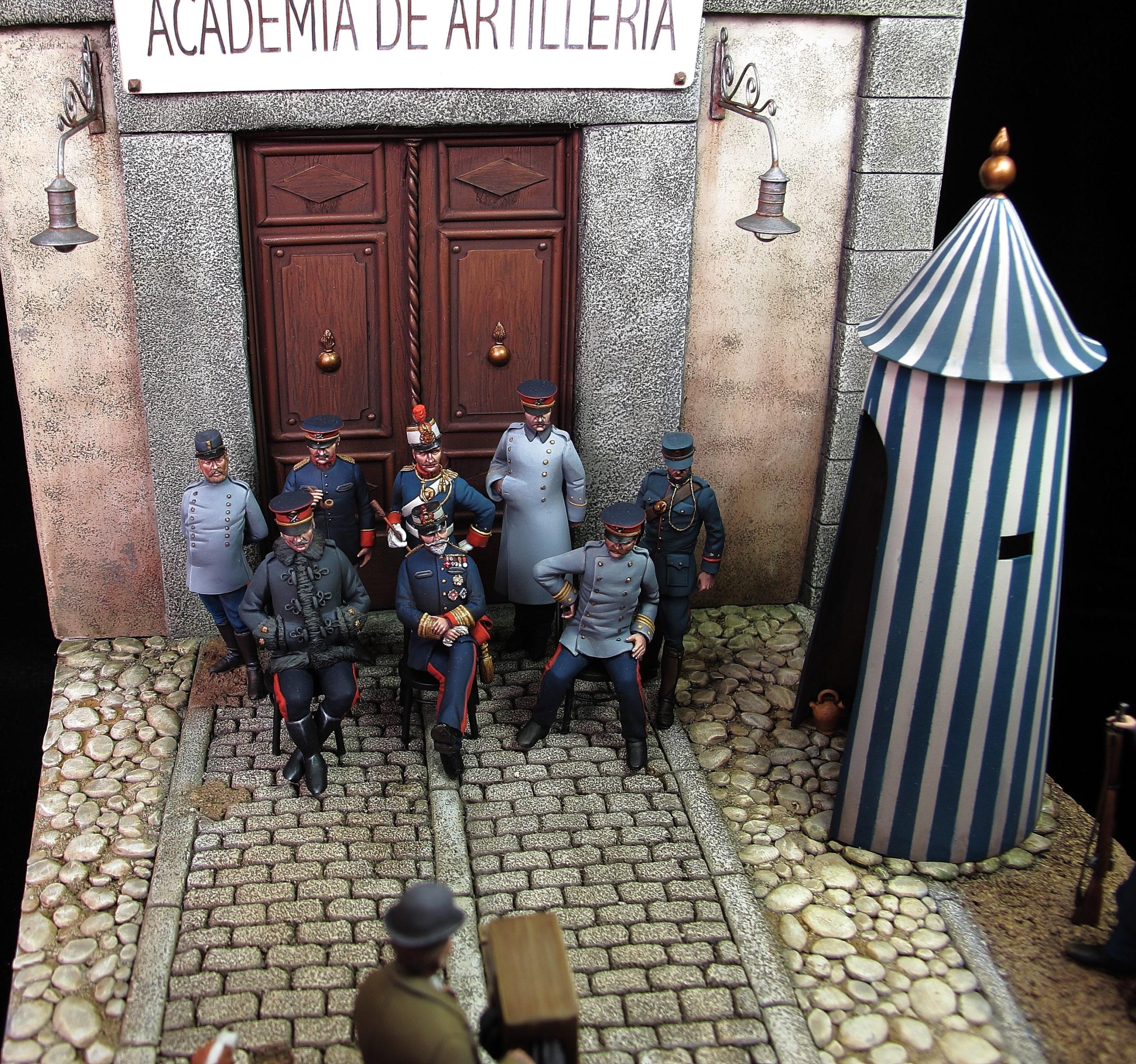 Academia de Artillería, Siglo XIX
