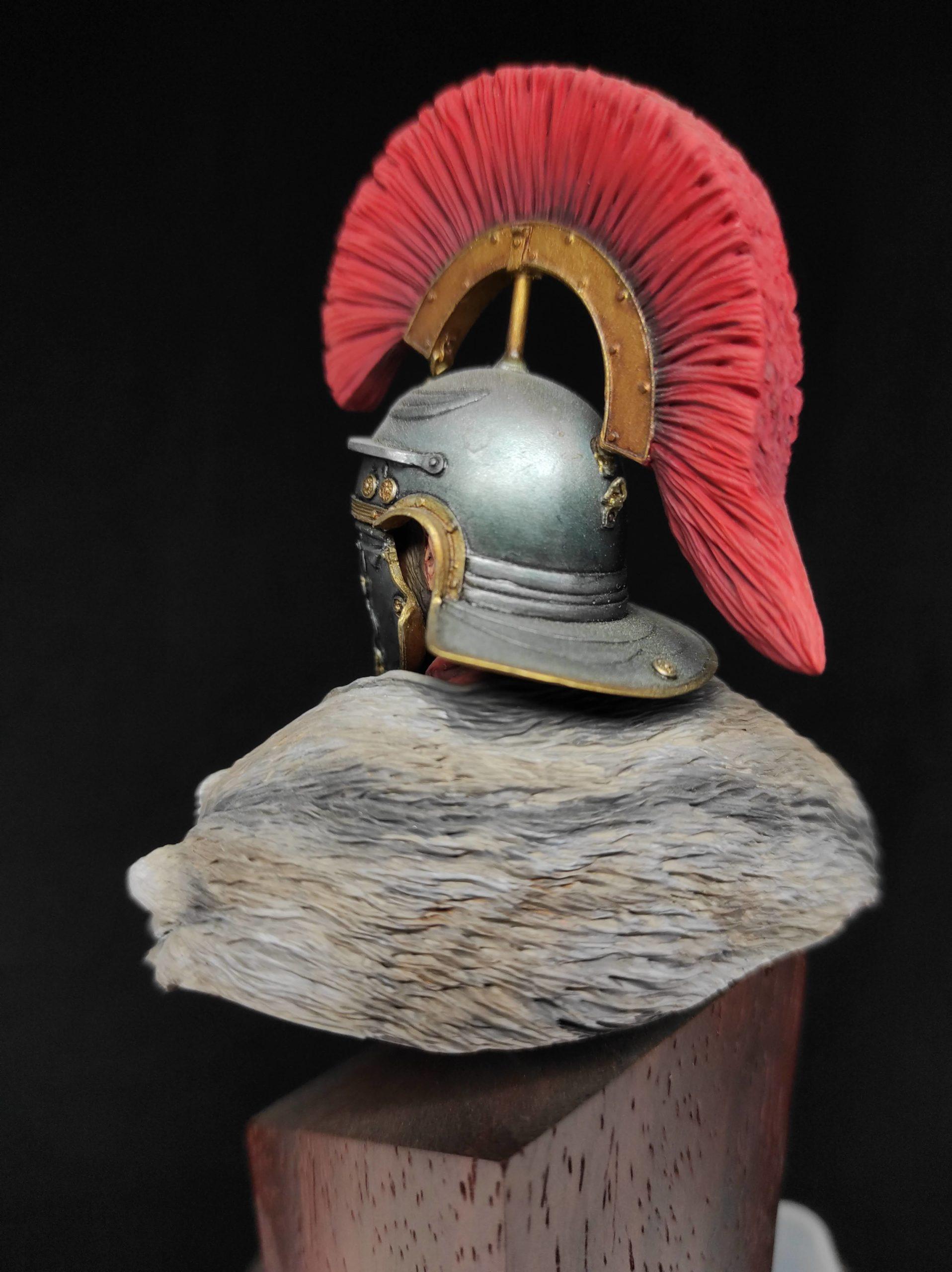 Fuerza y Honor, Centurión 180 AD